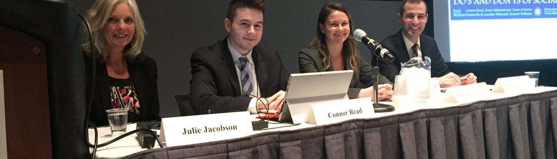 Nick Dominello & Caroline Thibeault
